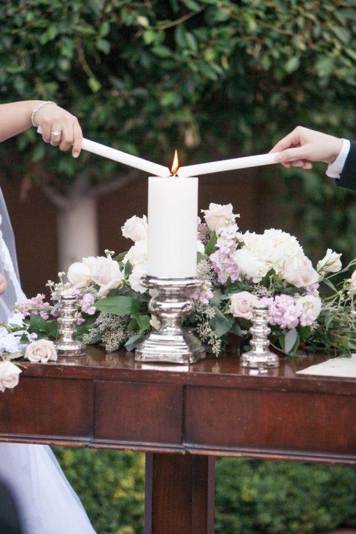 Il rito della luce o delle candele