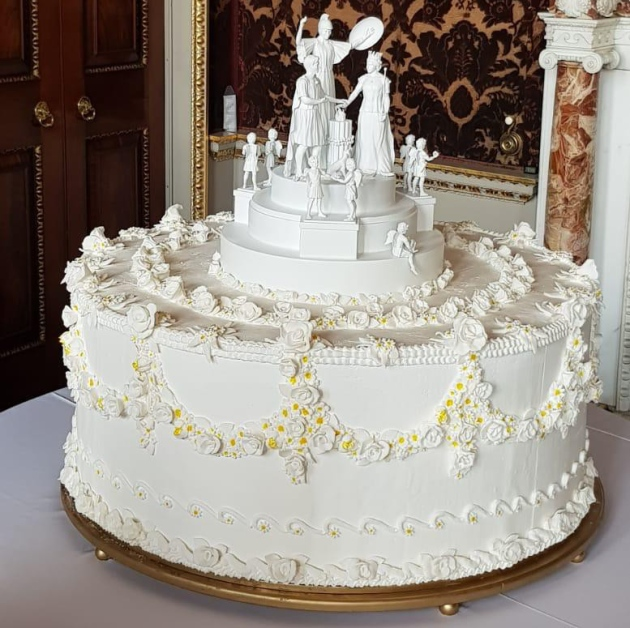 wedding cake queen victoria and prince albert