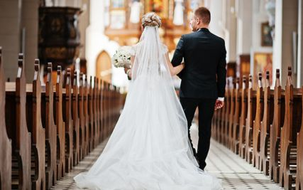 ingresso sposi insieme