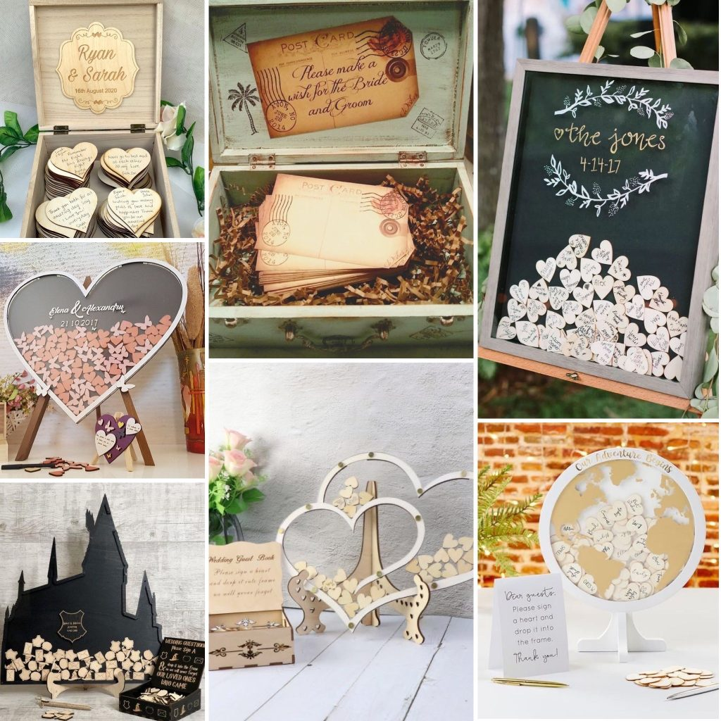 guestbook box